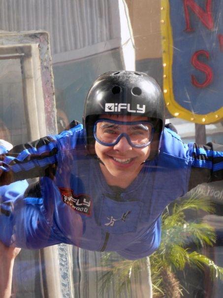 - Zero Gravity!