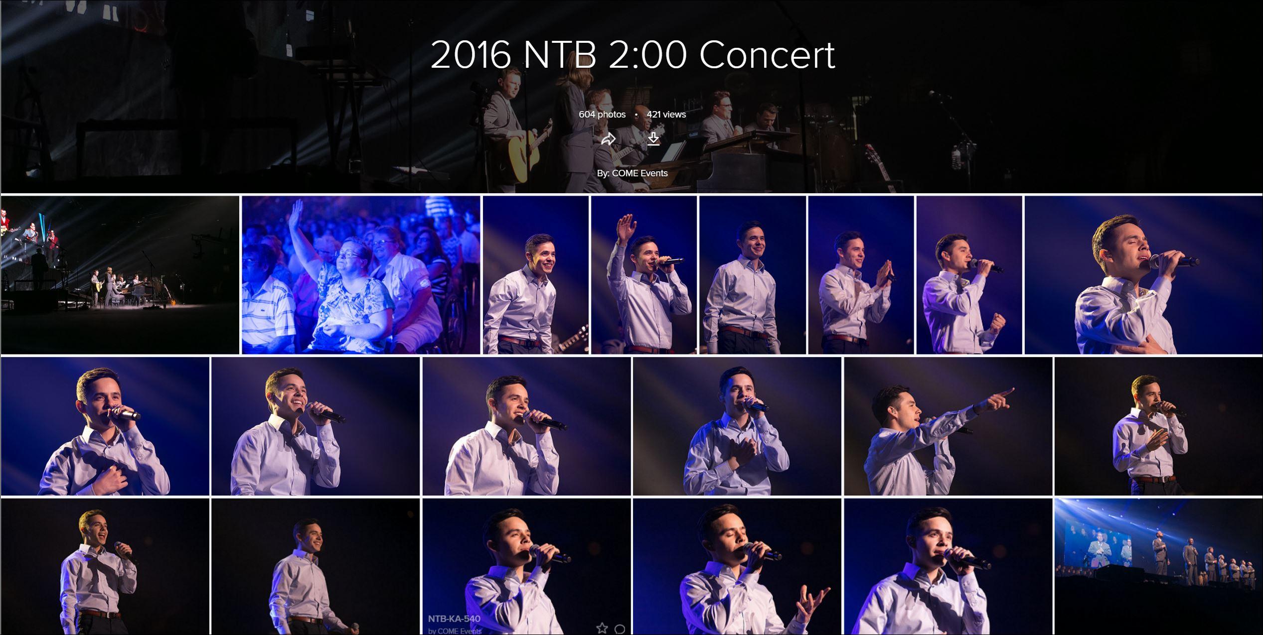 2016 NTB 2 pm concert