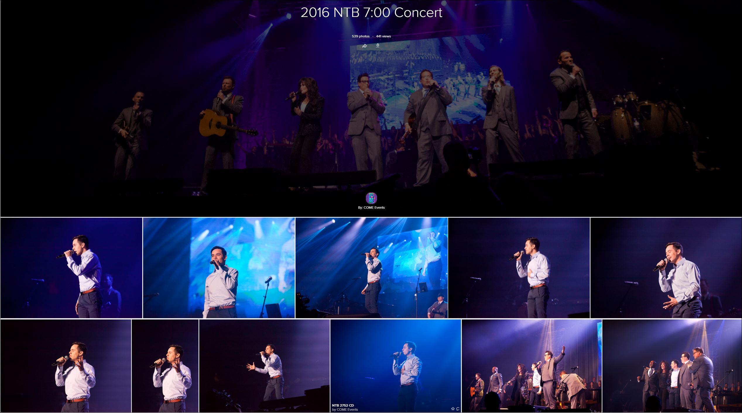2016 NTB 7 pm concert