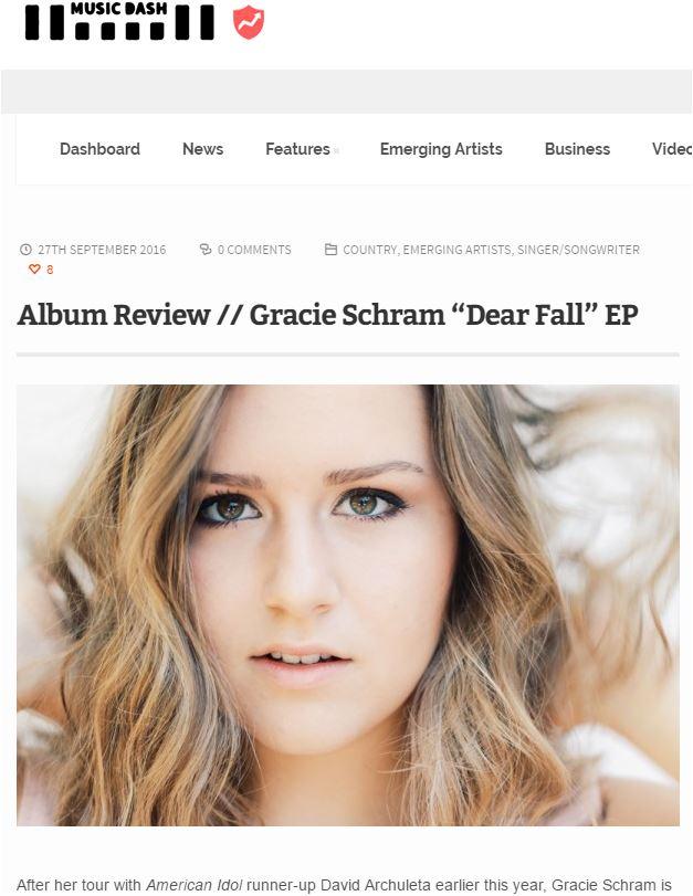 gracie-dear-fall-music-dash