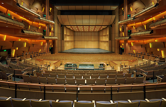 -Tom and Janet Ikeda Theater