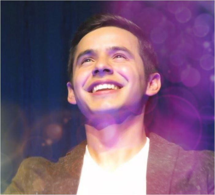 David Archuleta photograph by Shelley Tonder with Edit by Joanie.
