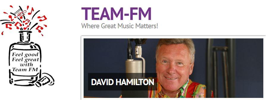 David Archuleta Team FM banner