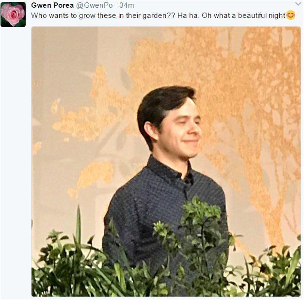 TOFW Houston credit Gwen a garden with David