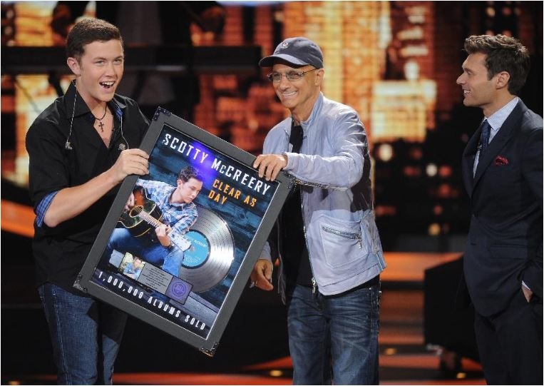 scotty McCreery platinum in Forbes