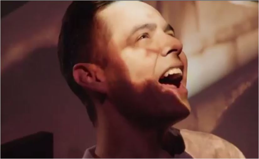 David Archuleta Up All night mv screencap