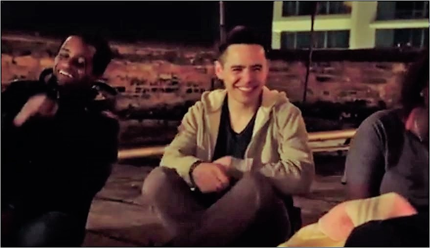 david Archuleta Up All Night UAN cap 2