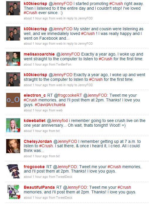 crush-memories-7 - Fans of David ArchuletaFans of David
