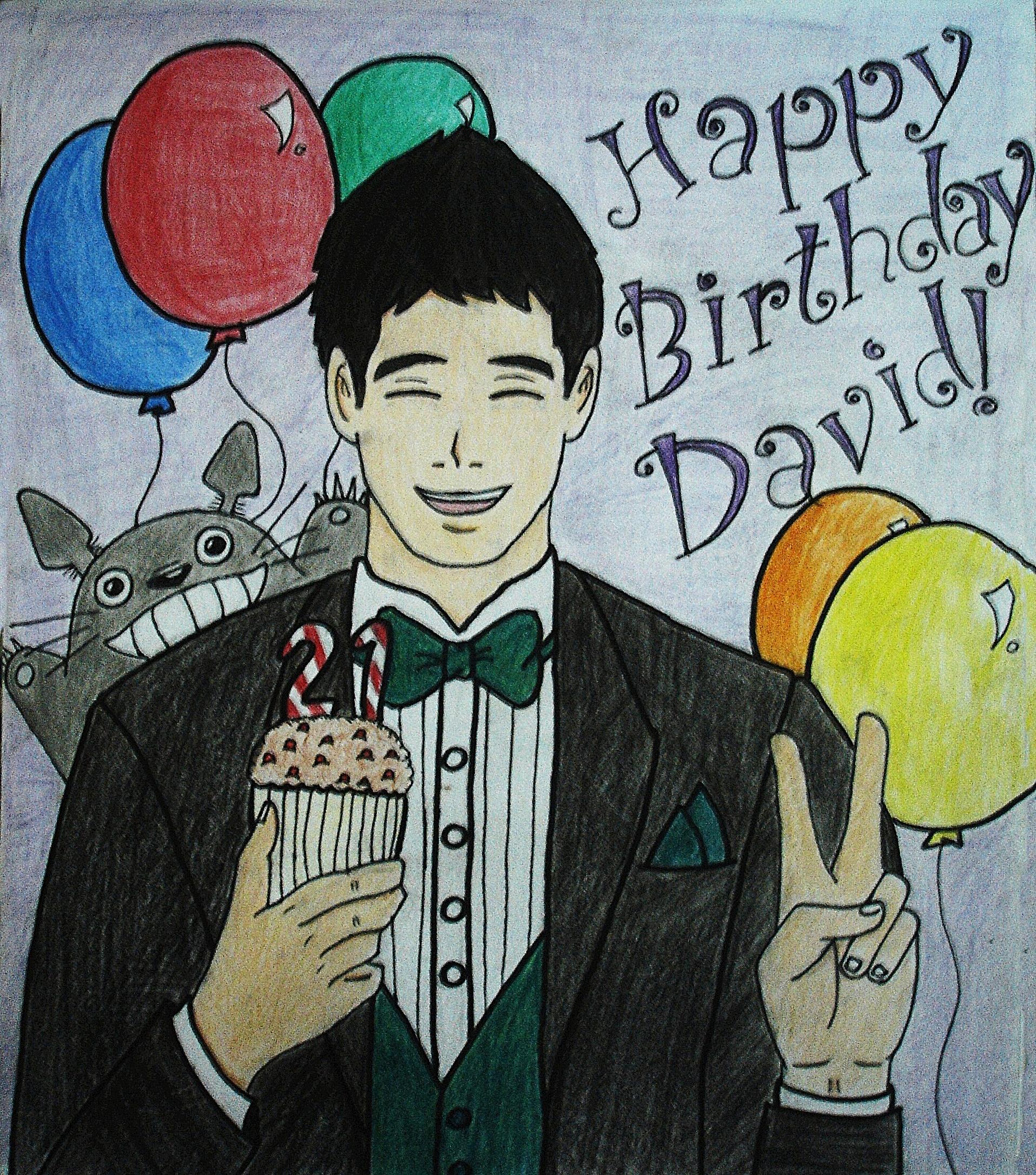 David Archuleta Turns 21!! Happy Birthday David! Birthday