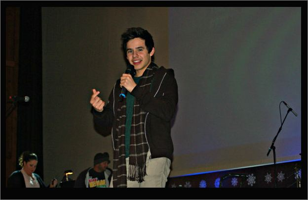 David Archuleta And Tuesday Is Tops Plan To Trend Plan