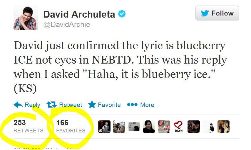 David Archuleta's Topical Tuesday, The HAHA Heard Around