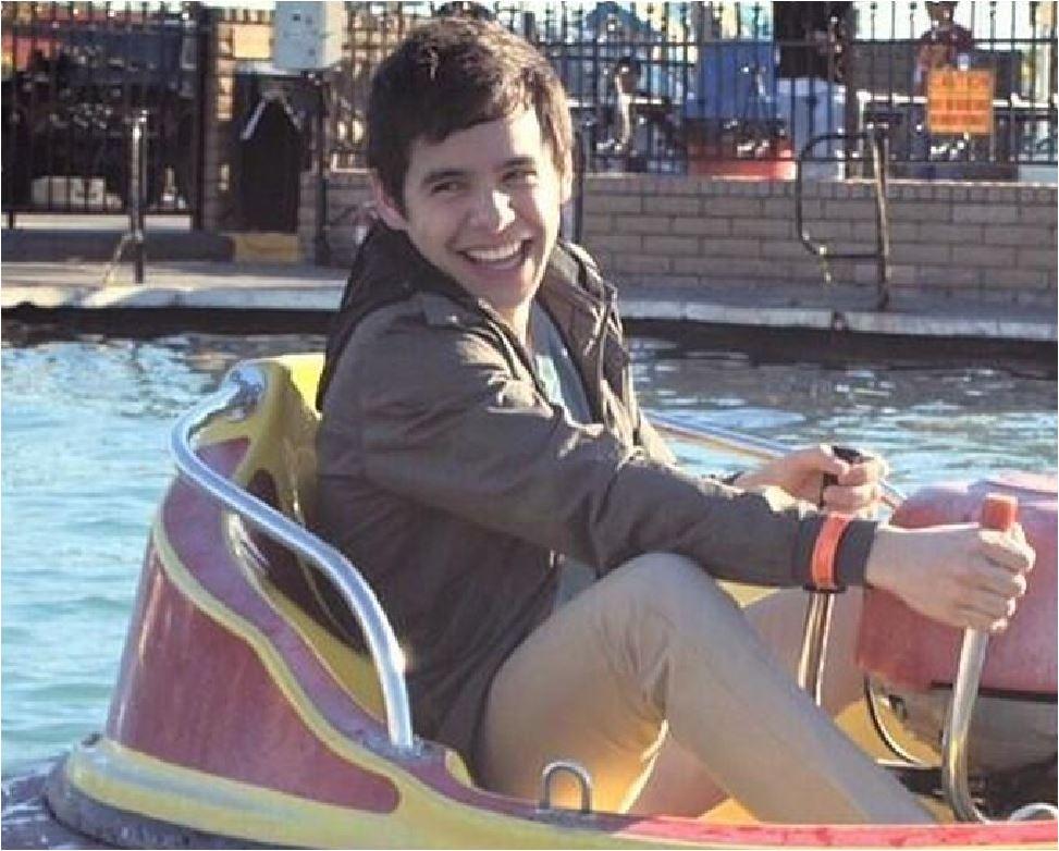 David Archuleta~ a birthday bumper boat adventure credit Kari Sellards