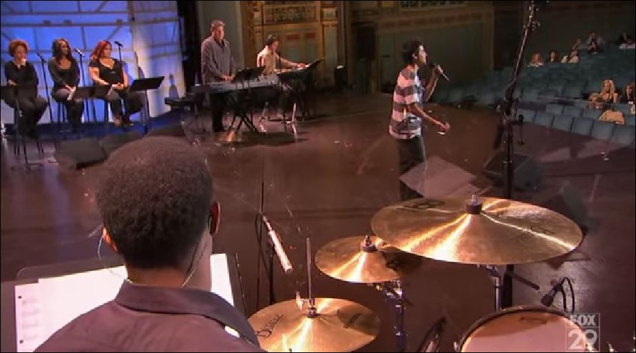 David Archuleta And A Momentus Monday Sold Out The Vocal Coaches Of American Idol As Found