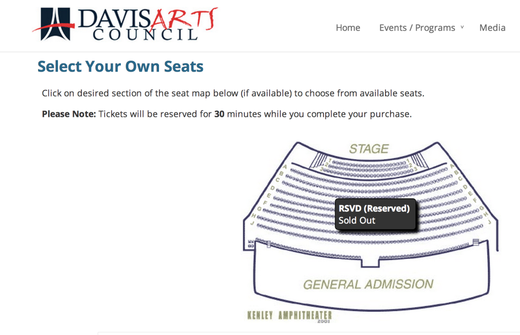 - Layton 9/21 Reserved Seats SOLD OUT