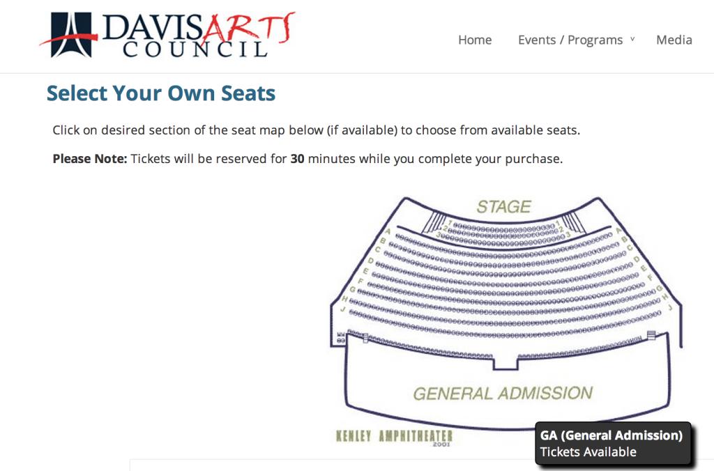 - Layton 9/21 GA Seating GOING FAST!