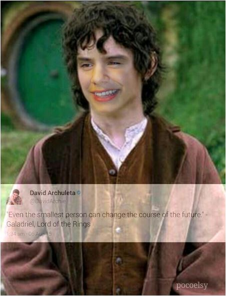 pocoelsy photoshop David Frodo