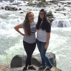 David Archuleta Idaho Falls Girls by the falls