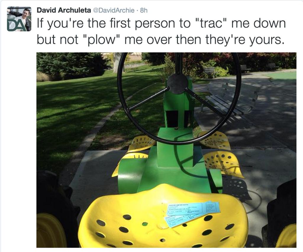 Tractor Tix