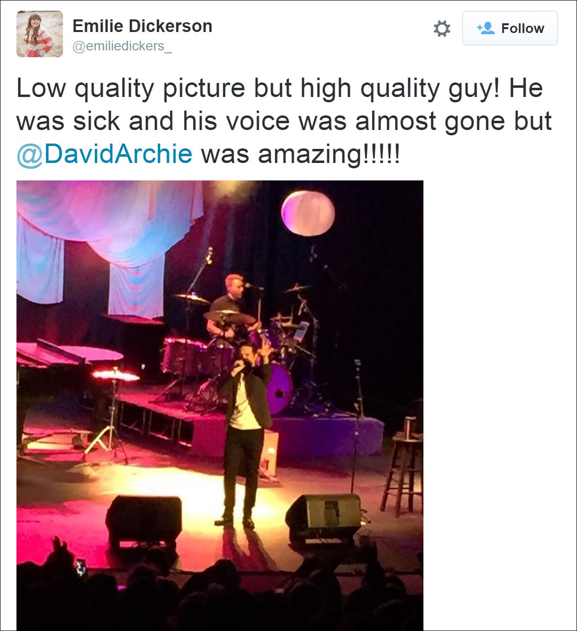 high quality guy