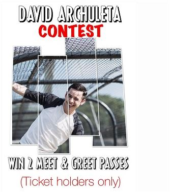 david archuleta meet and greet demi tour
