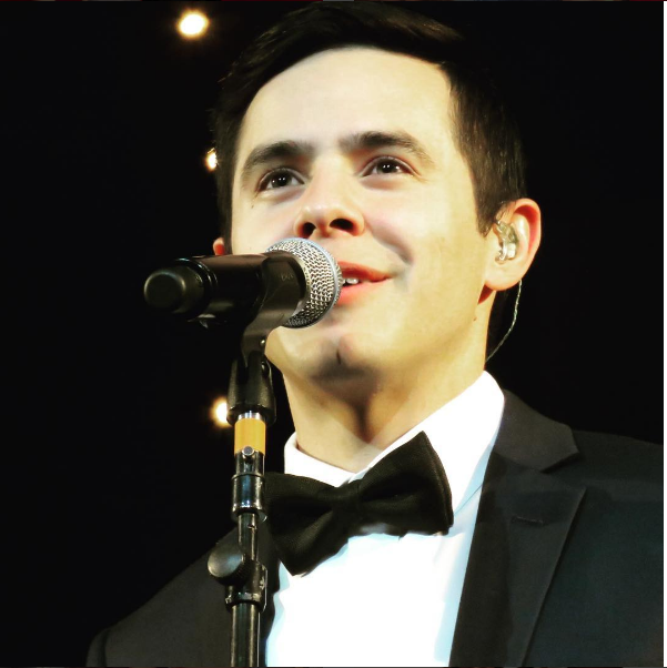 David Archuleta ~ Las Vegas ~ Credit Shelley