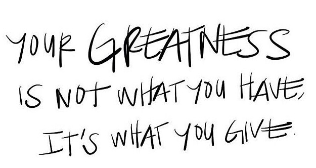 greatness-giving-quote