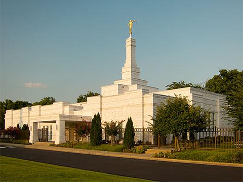 - Nashville Tennessee Temple - credit Aaron Nuffer