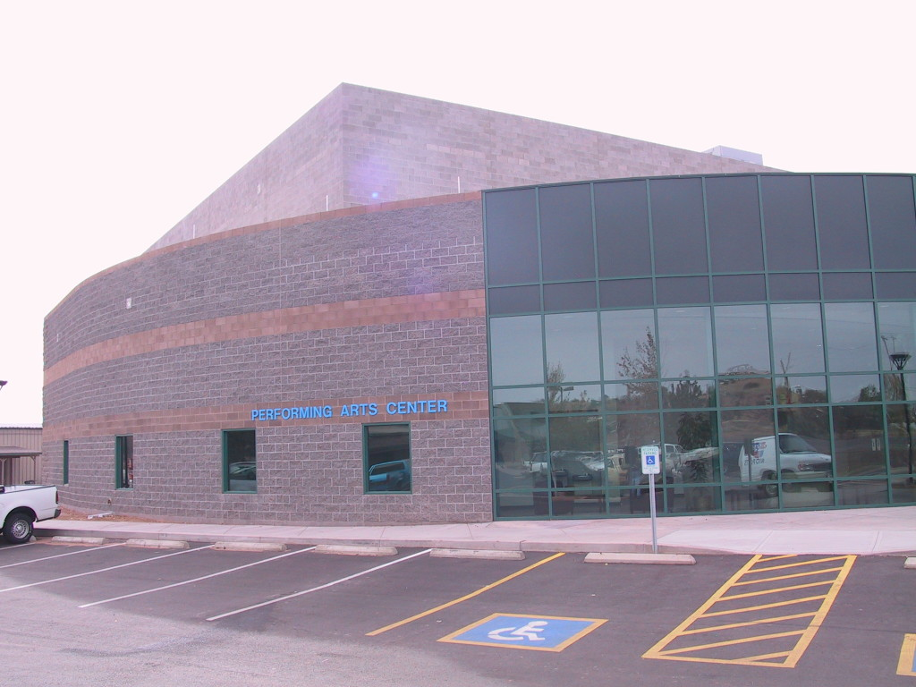 - Silver Creek Performing Arts Center - Snowflake AZ