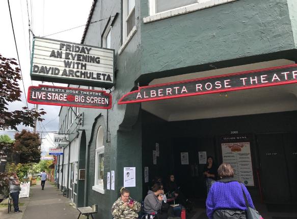 David Archuleta Portland Alberta Rose Credit Nancy