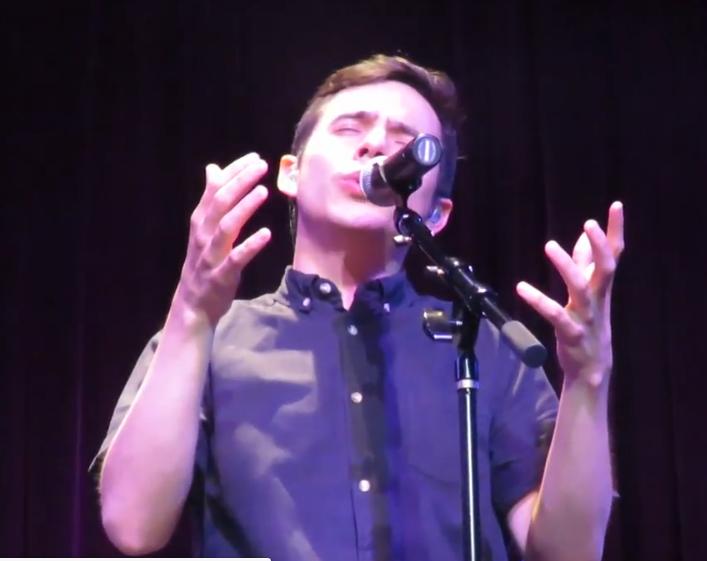 David Archuleta -Portland-HLIY cap-