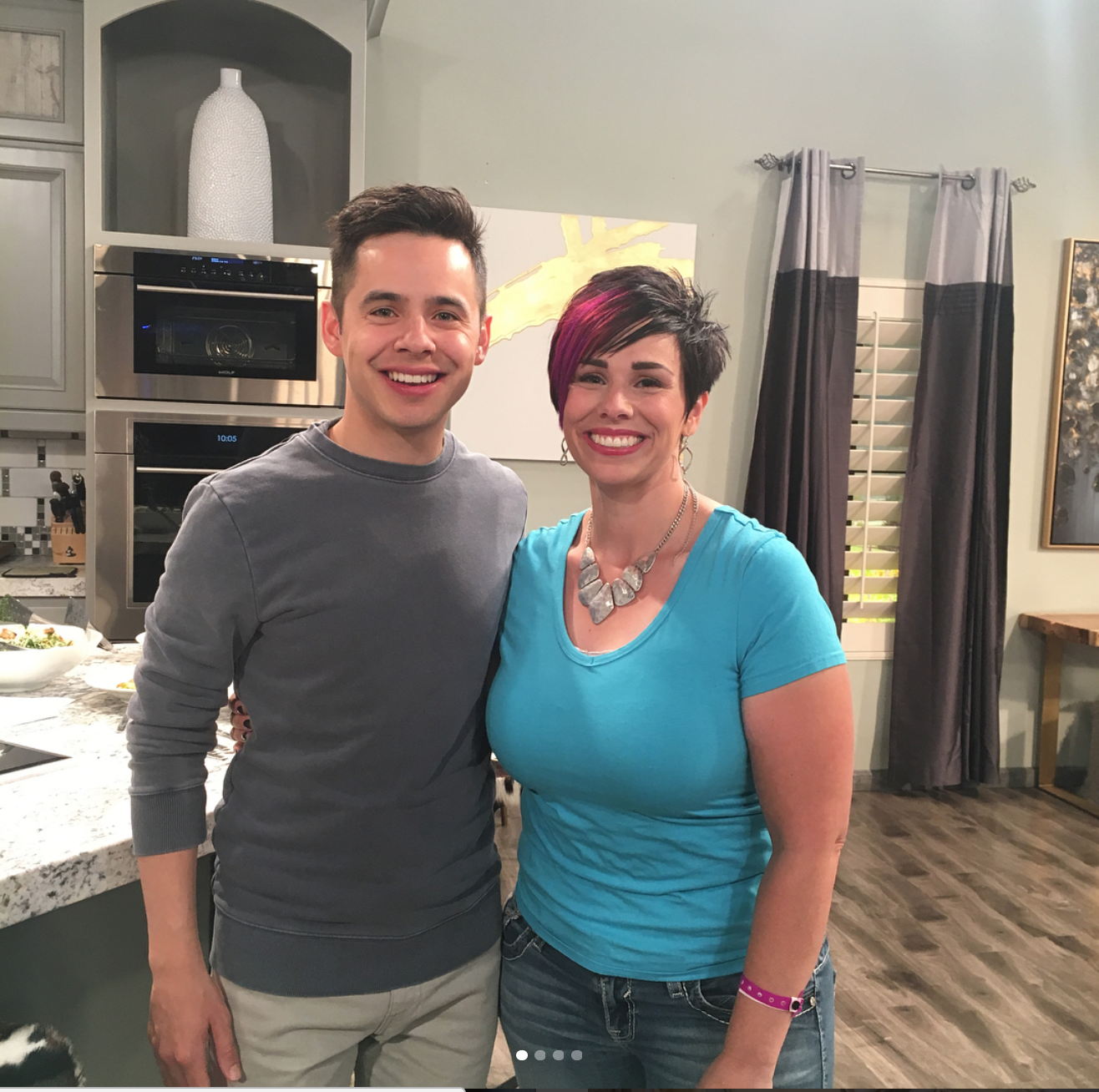 David Archuleta Good Things Utah @Einteinskitchen IG