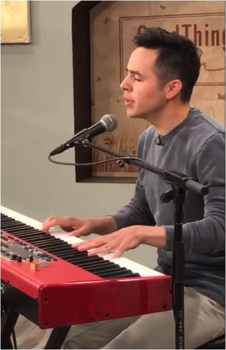 david Archuleta Good Things Utah credit Kari Sellards