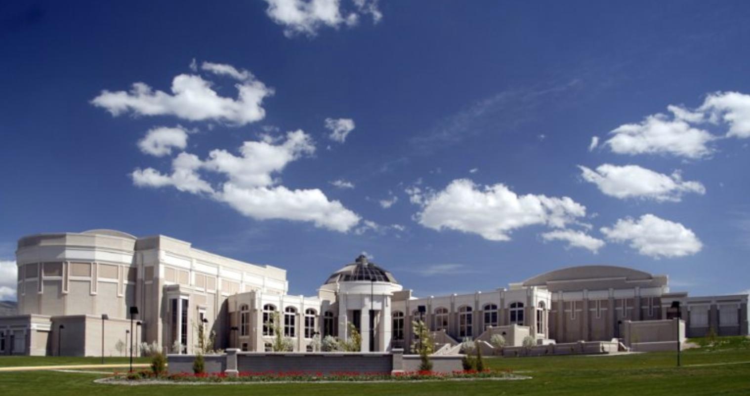 Stephens Performing Arts Center ISU