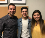 David Archuleta Abravanel with Alex Melechio- Nunca Pense collaboator