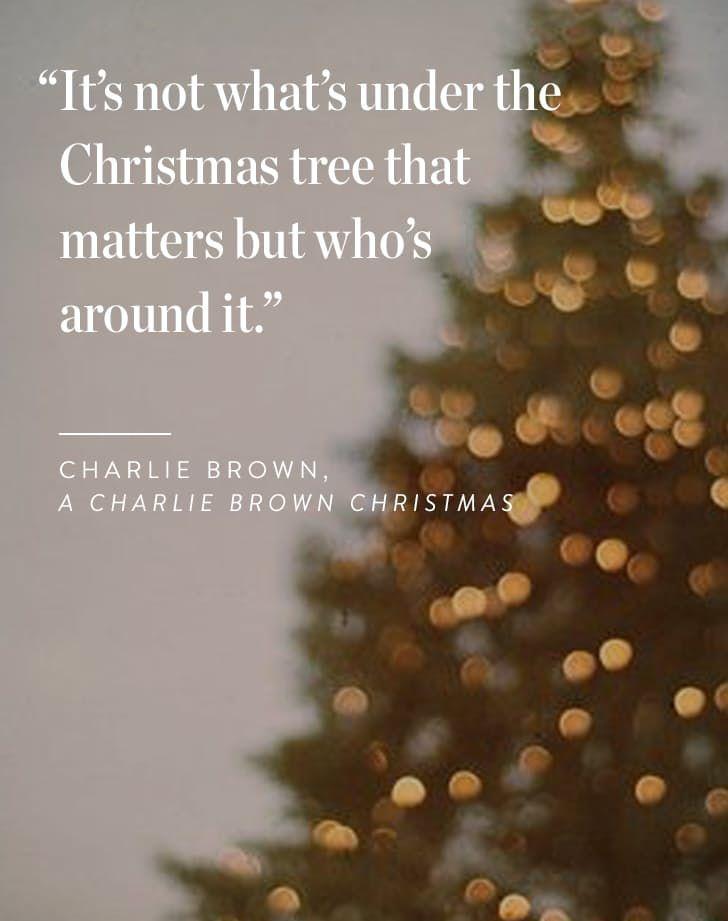The Holiday Aisle Magic Glow Christmas Tree Italian Quotes Wall
