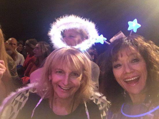 Halloween cedar Minneapolis Mary Lou and Joanie credit Joanie