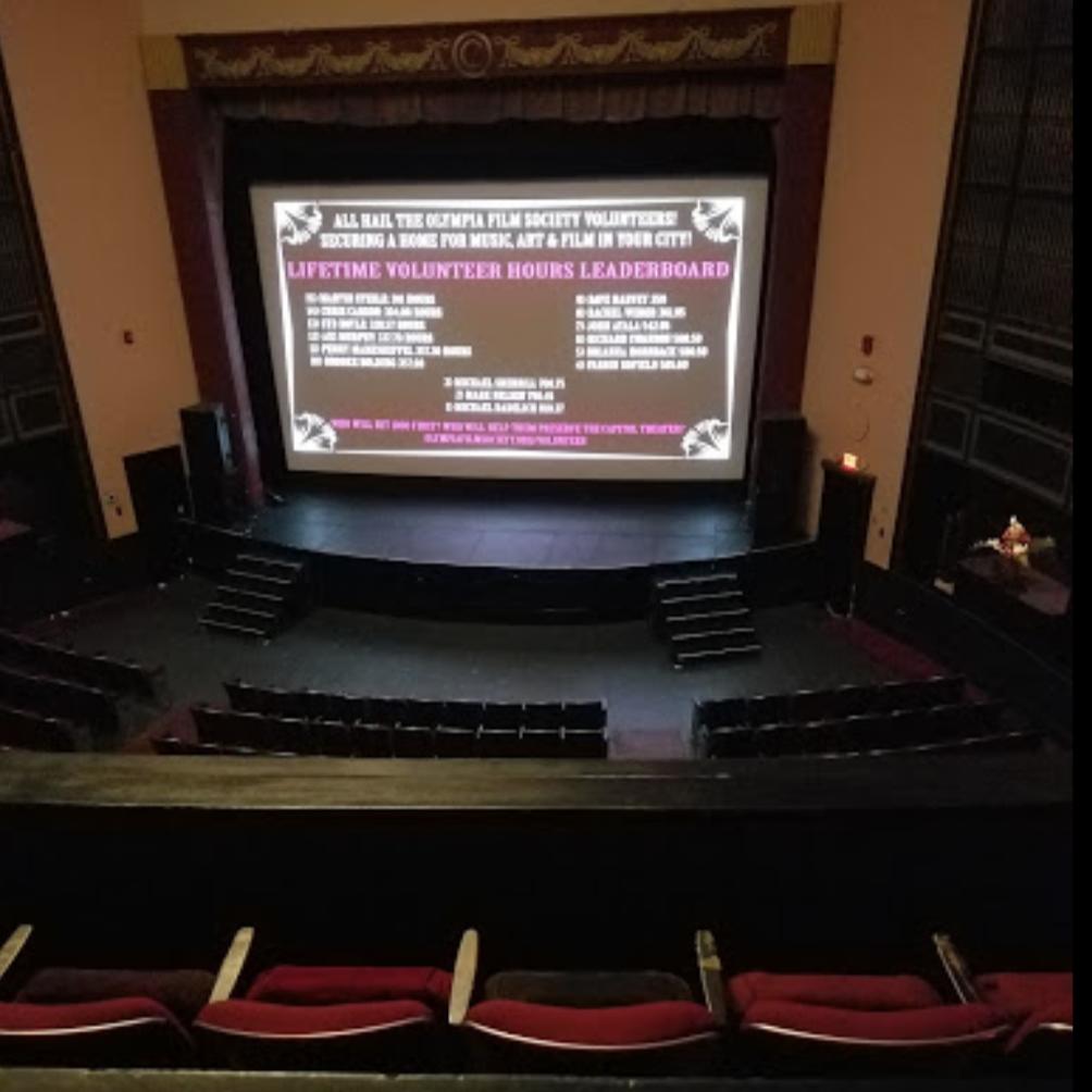 Capitol Theater- Olympia, Washington
