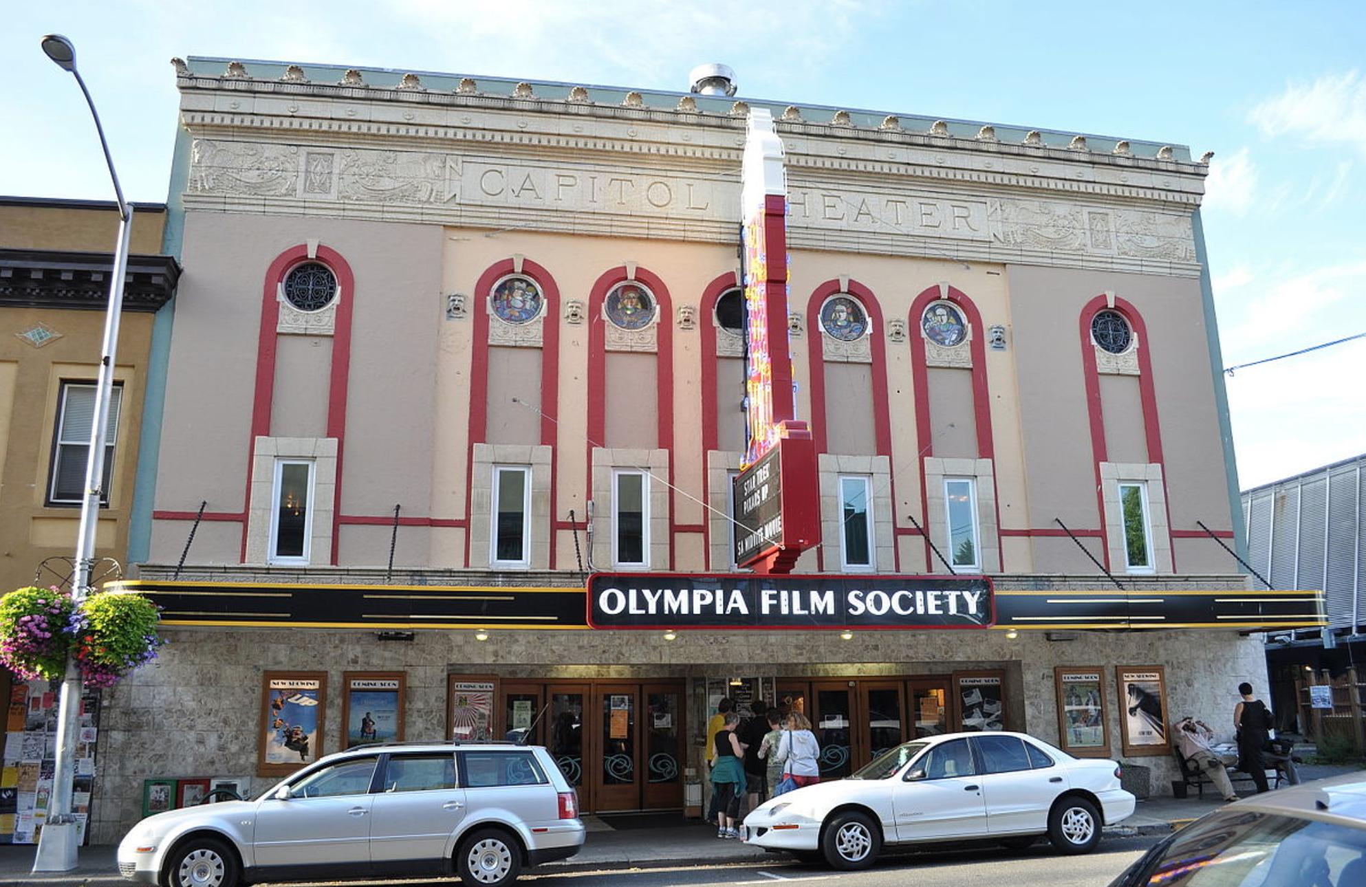 Capitol Theater- Olympia, Washington Olympia Film Society