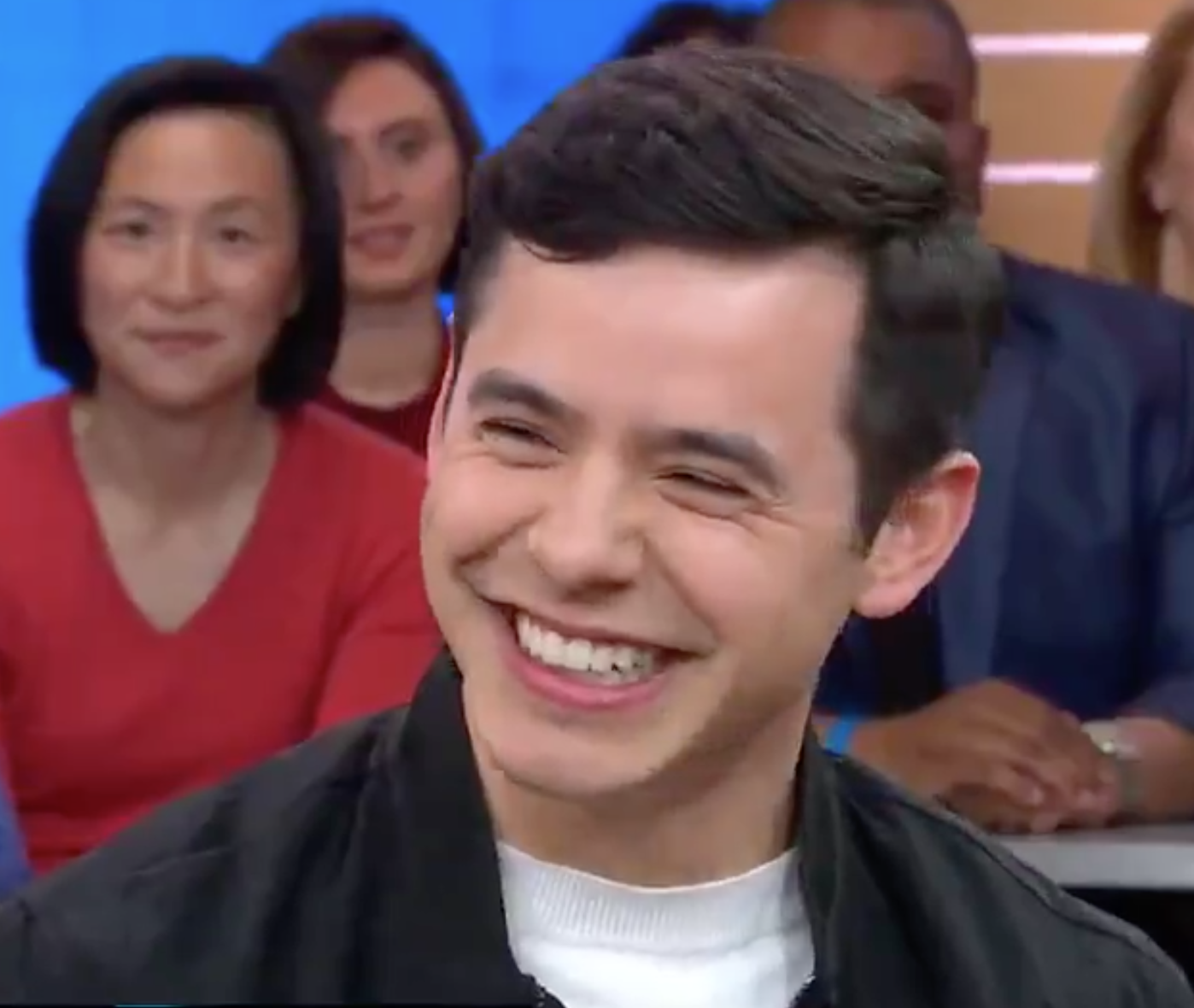 David Archuleta GMA screencap 3