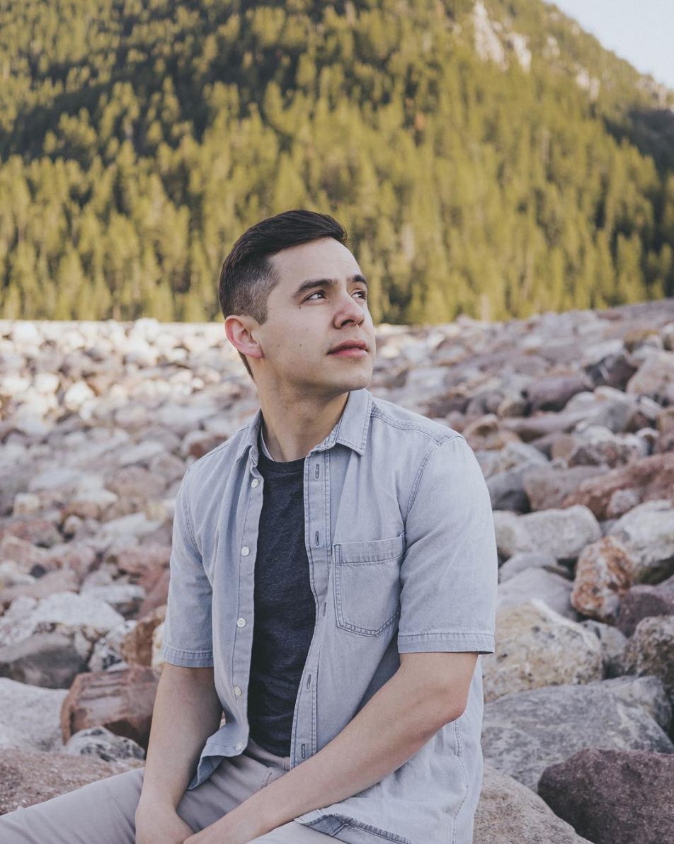 David Archuleta IG Post 05-10-2018 photo credit Spencer Ryan Photo