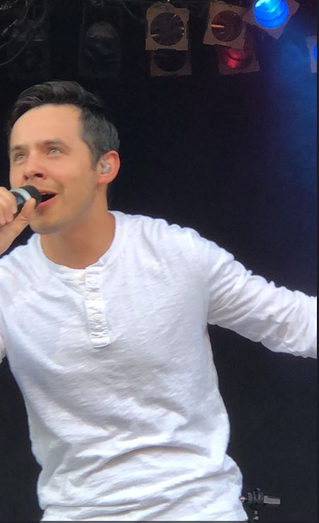 David Archuleta in Sandy Utah Credit Lisa