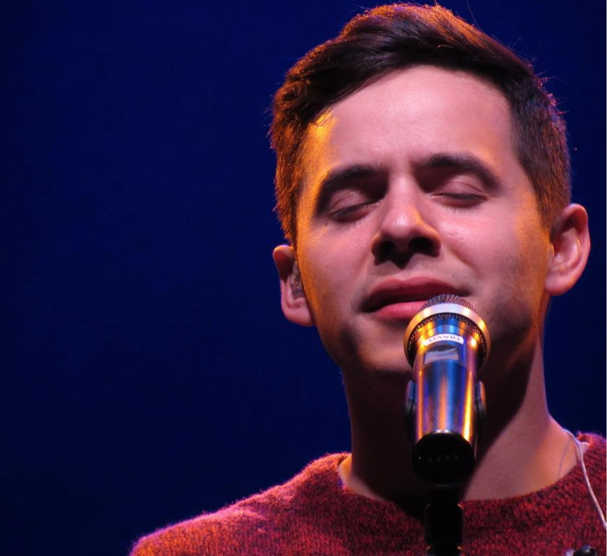 Orlando- David Archuleta-credit @sam.iin.wonderland on IG